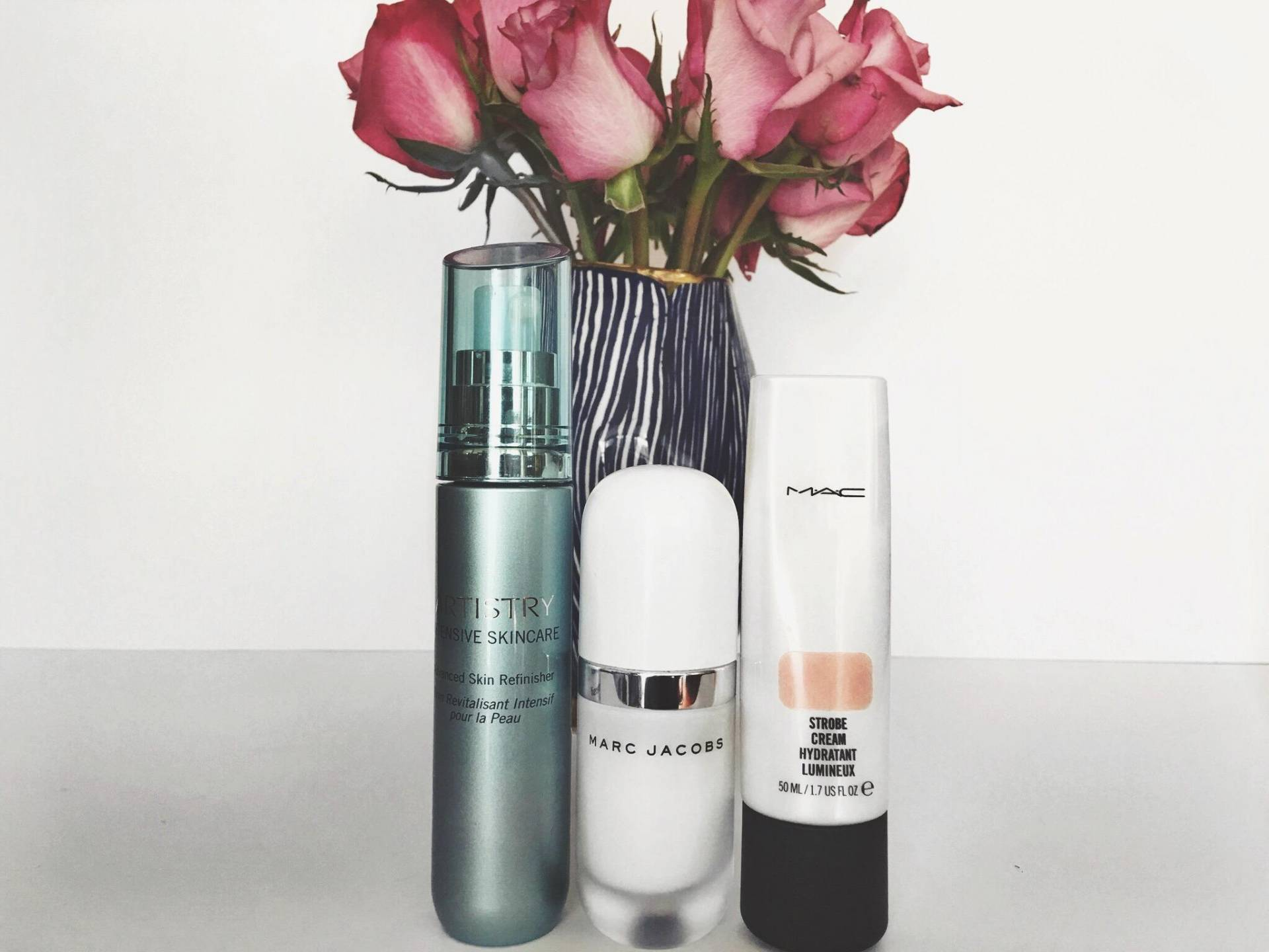 Skin Prep The Glow Goddess Refinisher When Doing Someones Makeup I Get Asked All Time What Is A Primer And Does It Do Well Simply Formula That You Put On Your