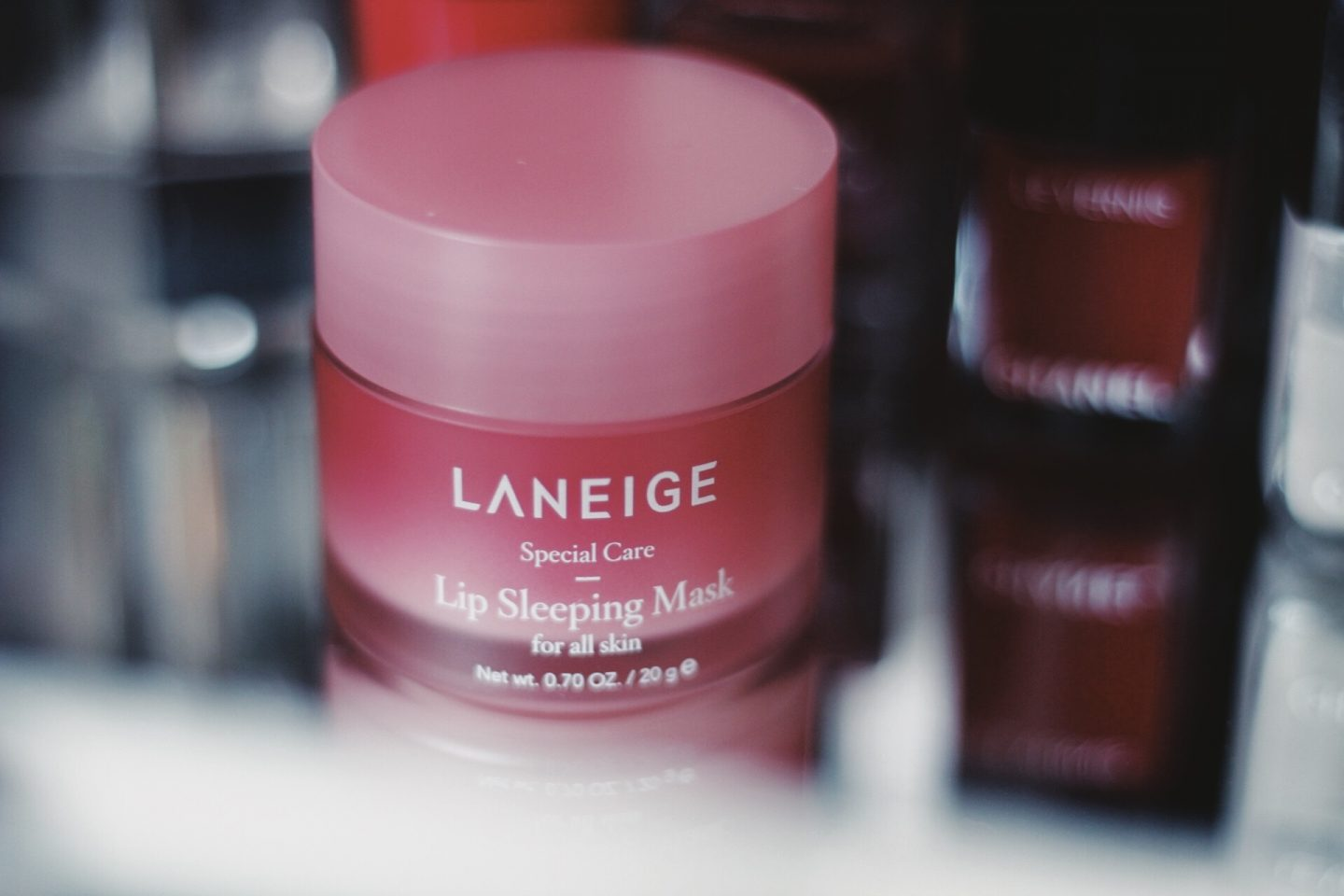 K Beauty Series Laneige Lip Sleeping Mask The Glow Goddess Sephoras And Ultas Of World Kept Stocking Loads Sheet Masks Other Skin Care Items In Their Aisles After A While